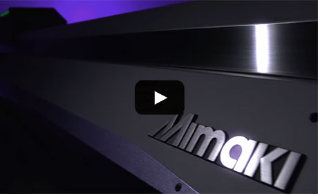 Video Mimaki JV300-160